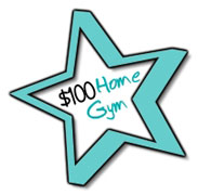 $100 home gym project
