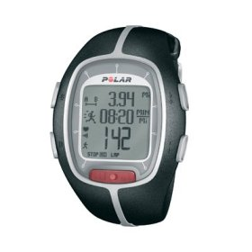 Polar RS200SD heart rate monitor watch